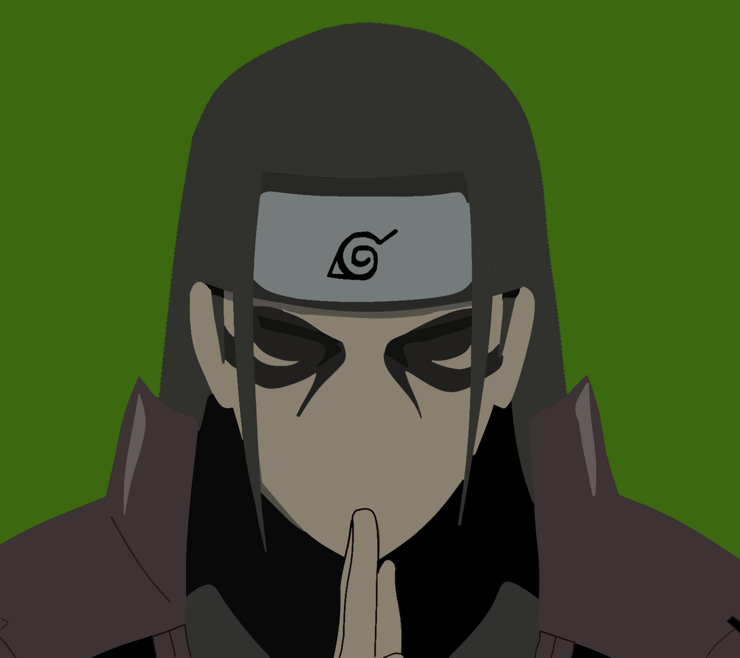 Hashirama Senju (from now on it will go in numerical order