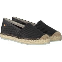 Photo of Fred de la Bretoniere Espadrilles 152010091 Schwarz Fred de la Bretoniere