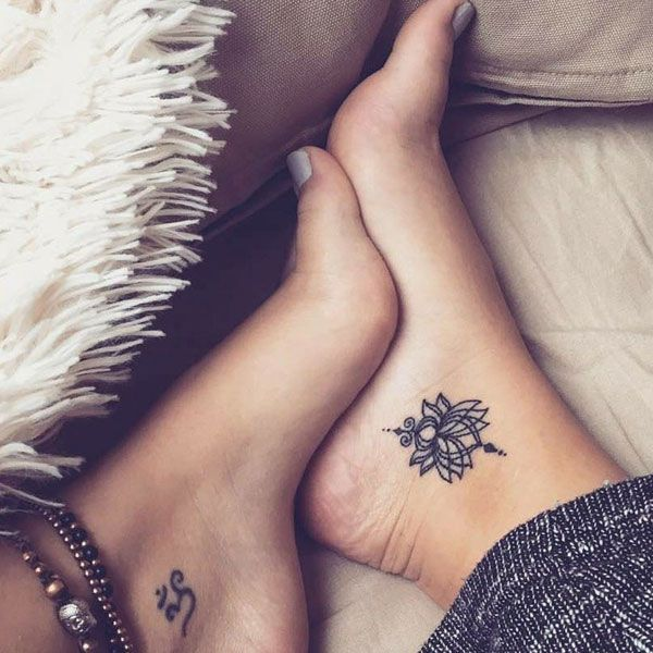 61 Best Lotus Flower Tattoo Designs + Meanings (2019 Guide)
