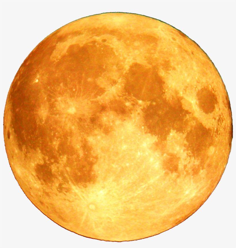 Png Yellow Moon Yellow Moon Full Moon Moon