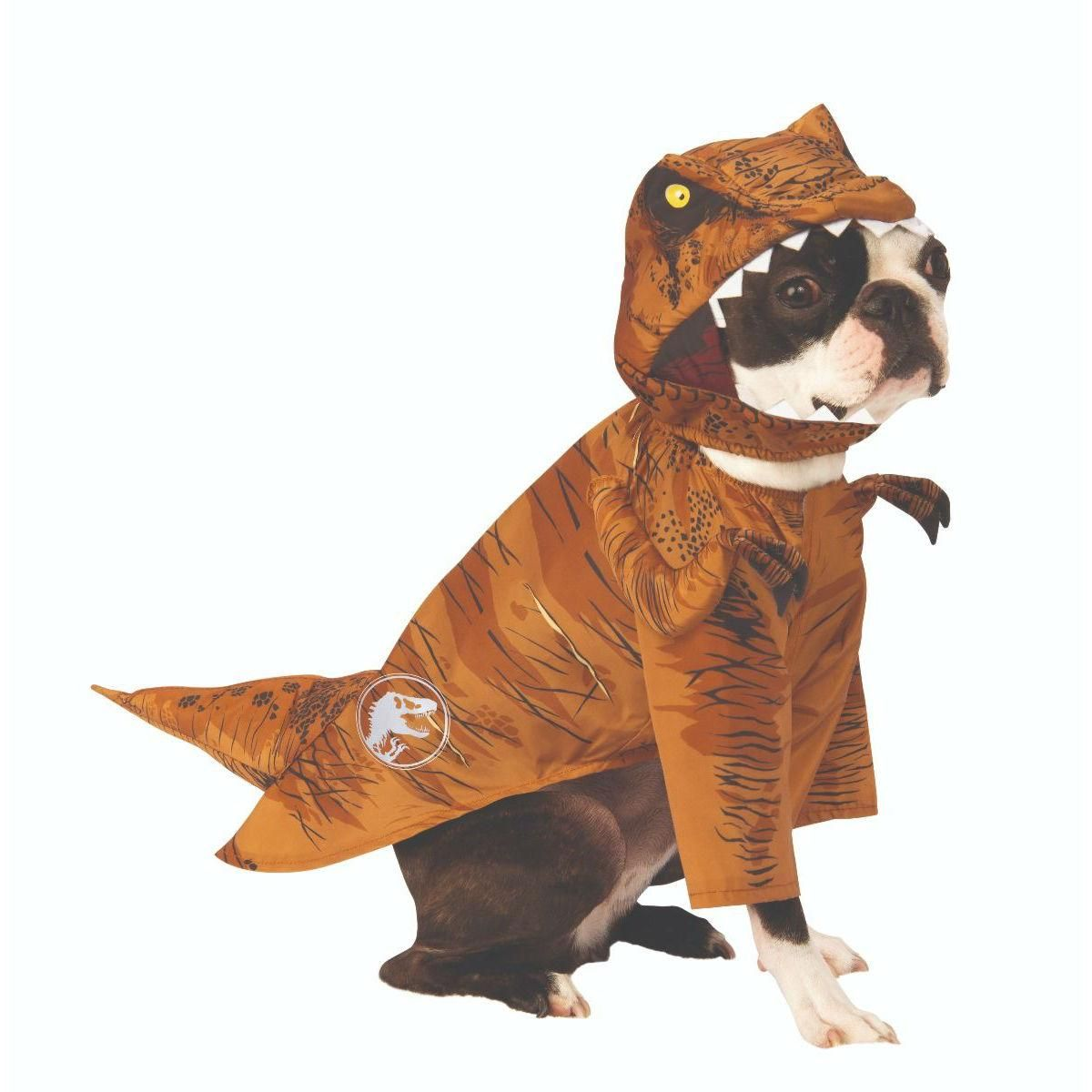 Jurassic World TRex Dog Costume by Rubies Dog costume