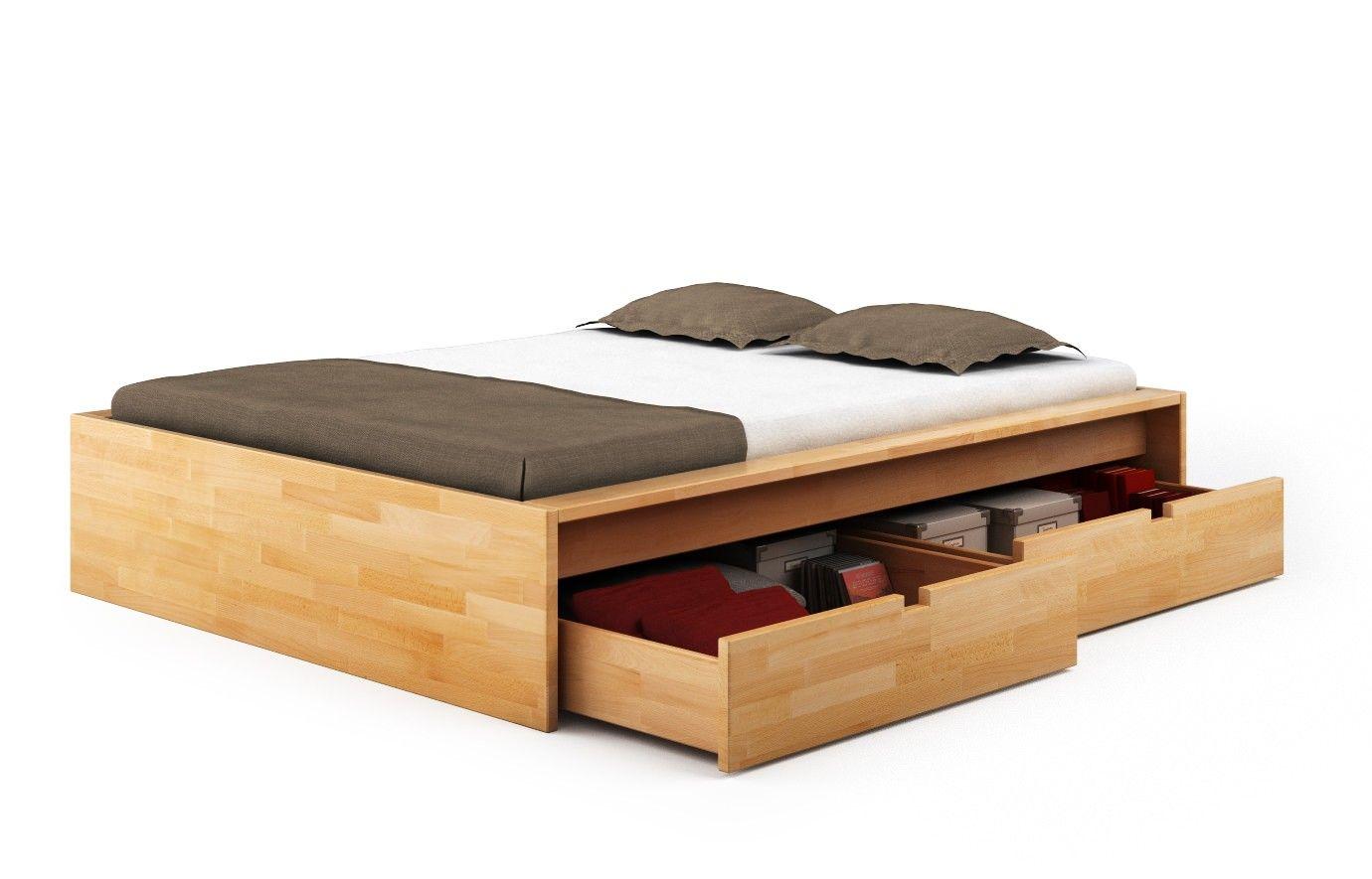 Betten von Holzconnection.de mit Schubladen | Wohnhaft | Pinterest ...