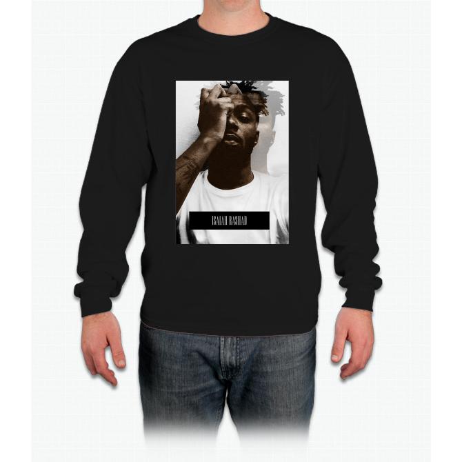 Isaiah Rashad Long Sleeve T-Shirt