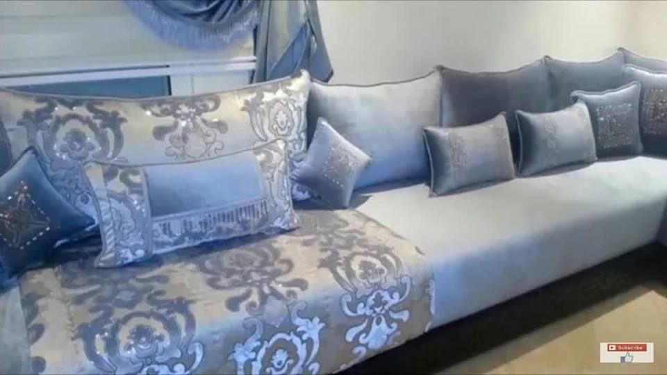 بغيتي تجددي صالونك بلا متغيري الطلامط عندي لك نصائح اقتصادية وغير مكلفة Moroccan Lounge Moroccan Living Room Drawing Room Decor