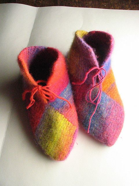 Ravelry Easy House Slippers Pattern By Liecel Tverli Scully