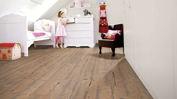 raumbild von bioboden wineo purline eco bio bodenbelag wood, Moderne deko