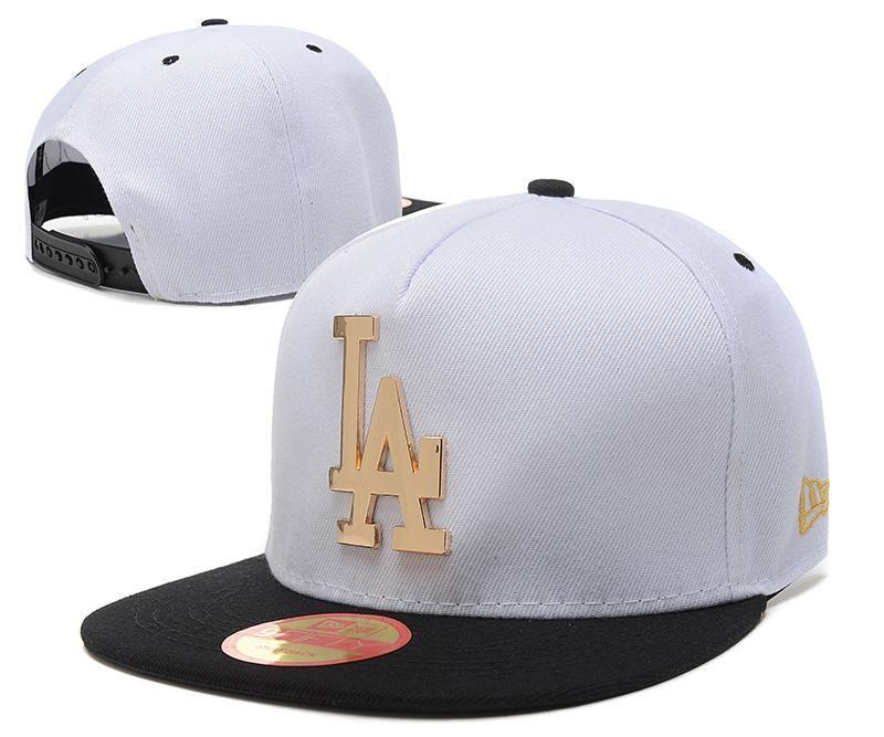 online store c8a76 6d62b shopping mens los angeles dodgers new era 9fifty gold metal la logo a frame  baseball snapback