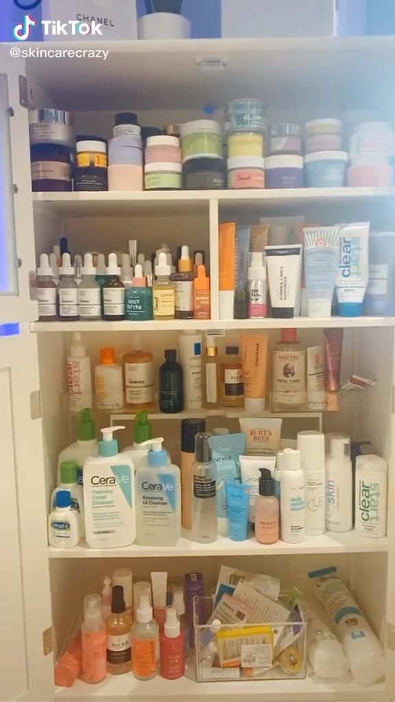 Skincare products must haves