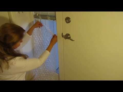 We Found The Best Insulation Hack To Keep Warm Air Inside This Season Bubble Wrap Window