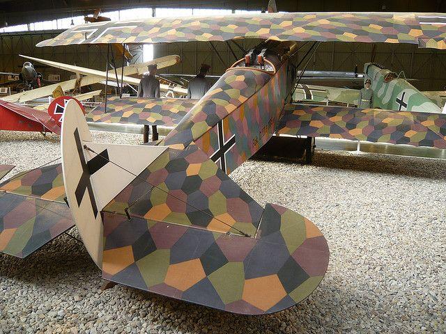 Fokker D Viii From Behind James User Profile