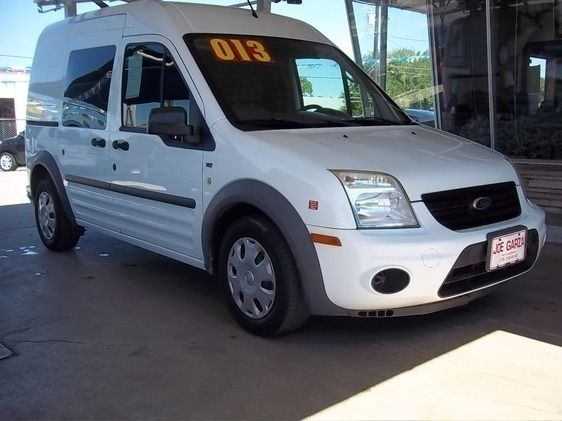 Cars For Sale Used 2013 Ford Transit Connect Xlt For Sale In San