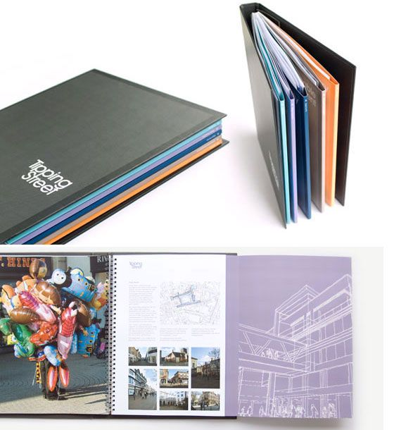 15 creative and unique booklet designs designswancom