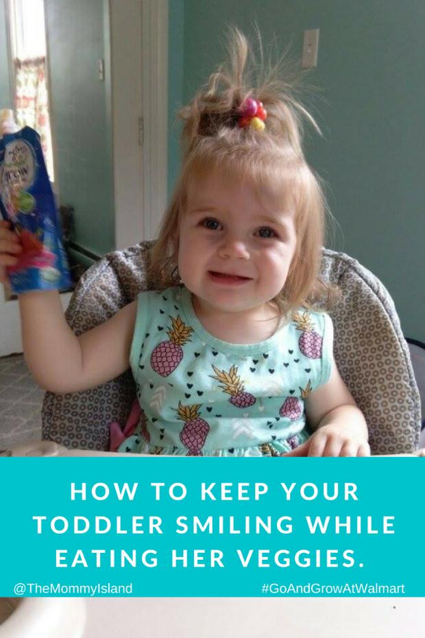 The Mommy Island: Smile! It's Veggie Time With Go & Grow Similac Food Pouches! #GoAndGrowAtWalmart #ad