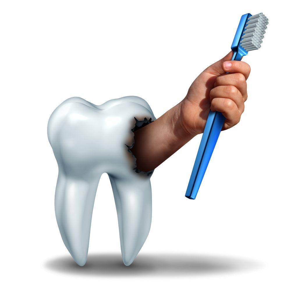 Unnatural emergency dentist posts teethwhiteningthatworks