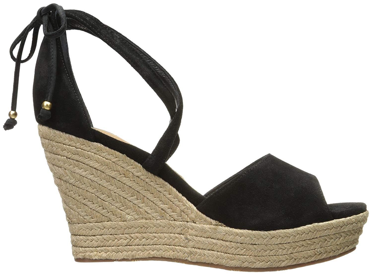 a1bb4d2864f UGG Women s Reagan Wedge Sandal -- Check out the image by visiting the  link. (This is an affiliate link)  whattowear