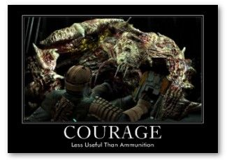 Dead Space Courage by RSPeglow on deviantART