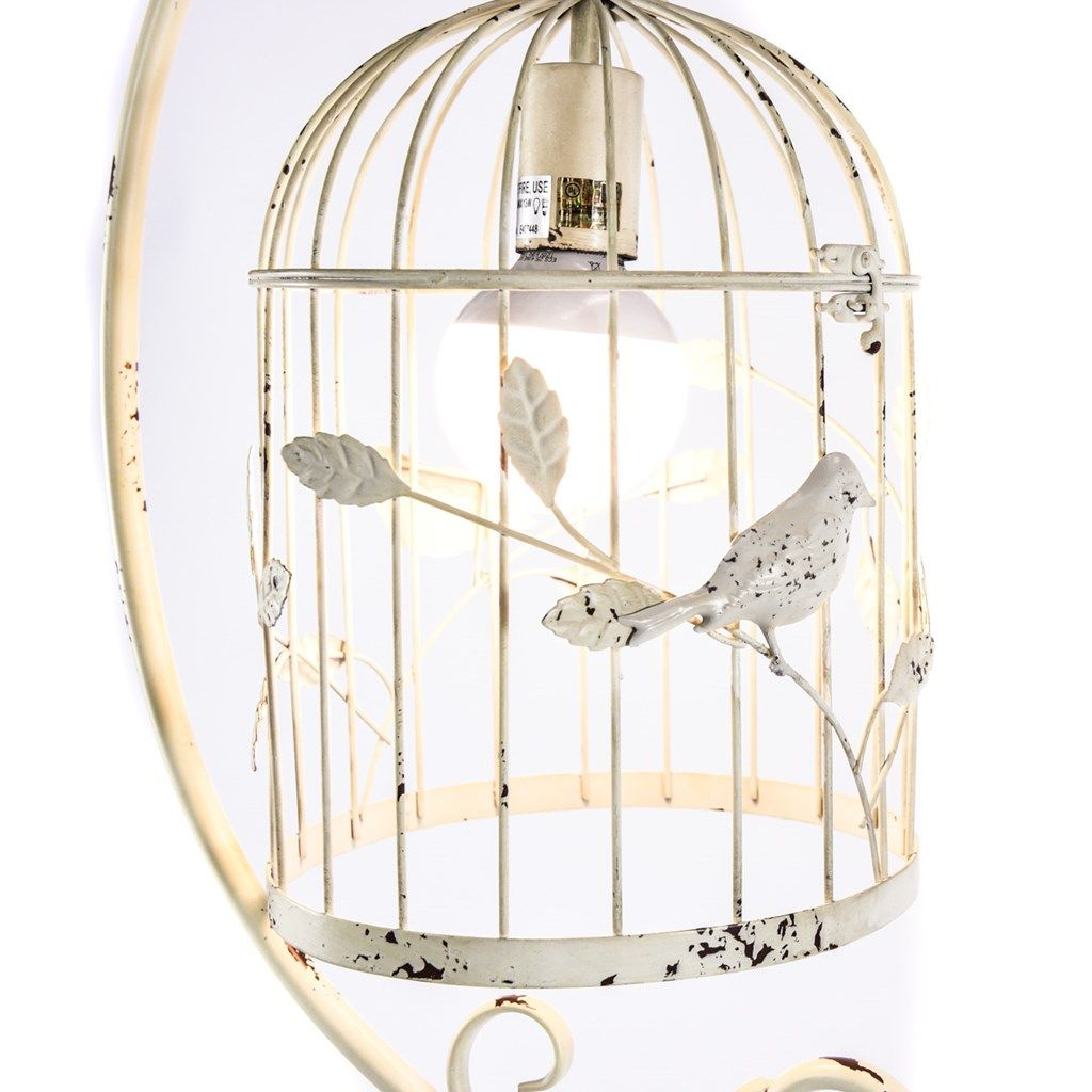Metal Birdcage Floor Lamp Floor lamp, Metal, Victorian lamps