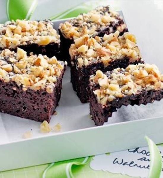 Chocolate And Walnut Brownies Recipe Better Homes And Gardens - Better homes and gardens brownie recipe