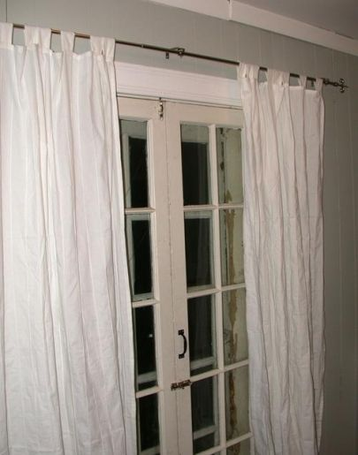Choosing Curtains For French Doors French Door Curtains French Doors Curtains