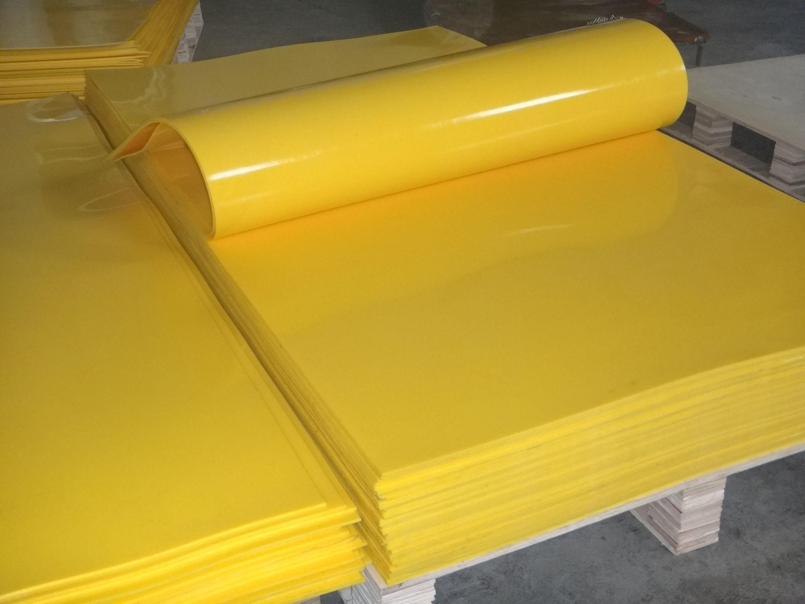 We Are A Leading Manufacture Of The Casting Polyurethane Sheets And Rods From Zibo Of China And Have Been In This Field For 15 Polyurethane Sheet Zibo It Cast