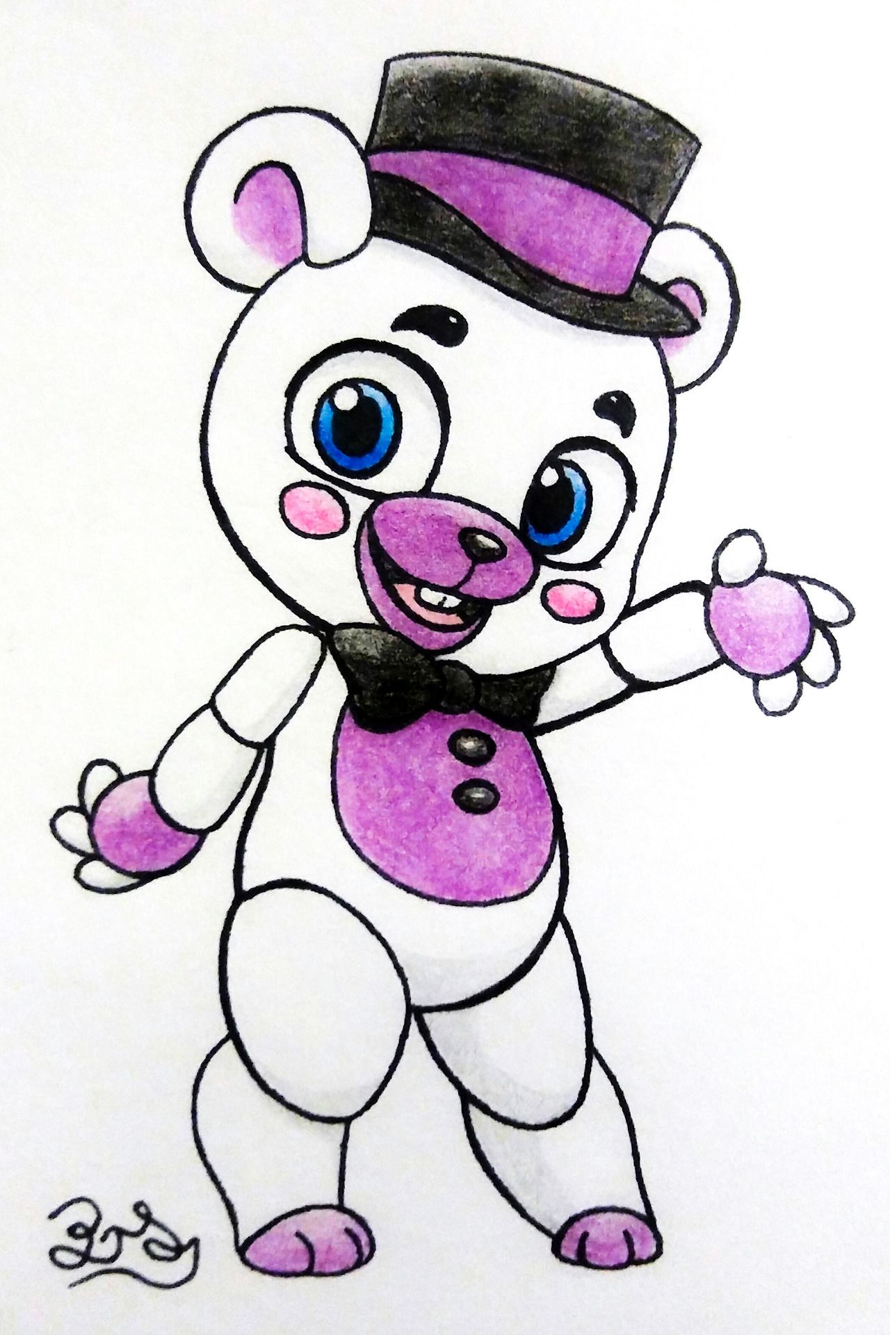 Five Nights At Freddys Fnaf 6 Fnaf Fnaf Fan Art Fnaf Art Ffps