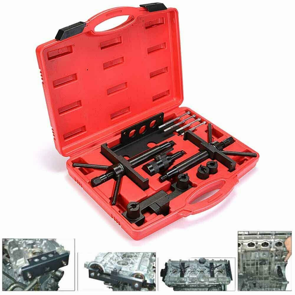 Best Q Engine Camshaft Timing Locking Tool Kit Set for Ford Mazda Fiesta Volvo