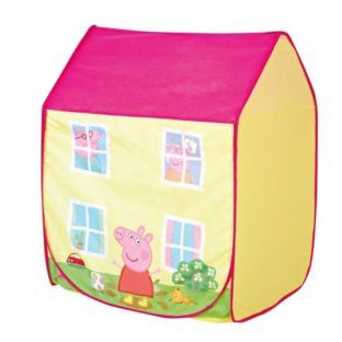 Buy Peppa Pig Play Tent at Argos.co.uk - Your Online Shop for  sc 1 st  Pinterest & Buy Peppa Pig Play Tent at Argos.co.uk - Your Online Shop for Play ...