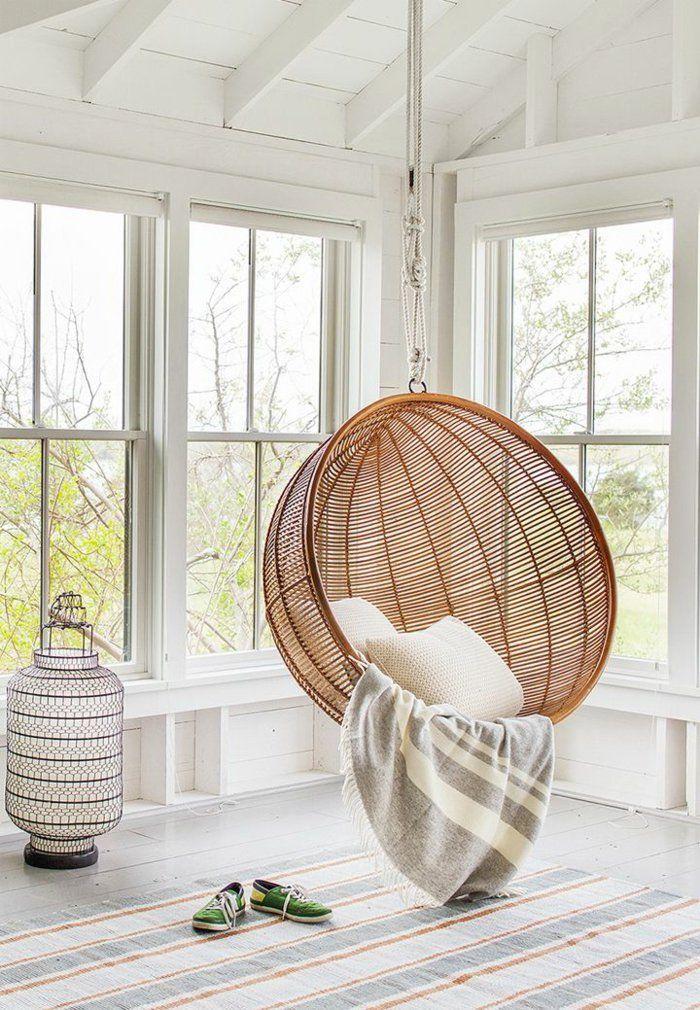 h ngematte im garten oder im wohnraum ihre entspannung ist garantiert bauen pinterest. Black Bedroom Furniture Sets. Home Design Ideas