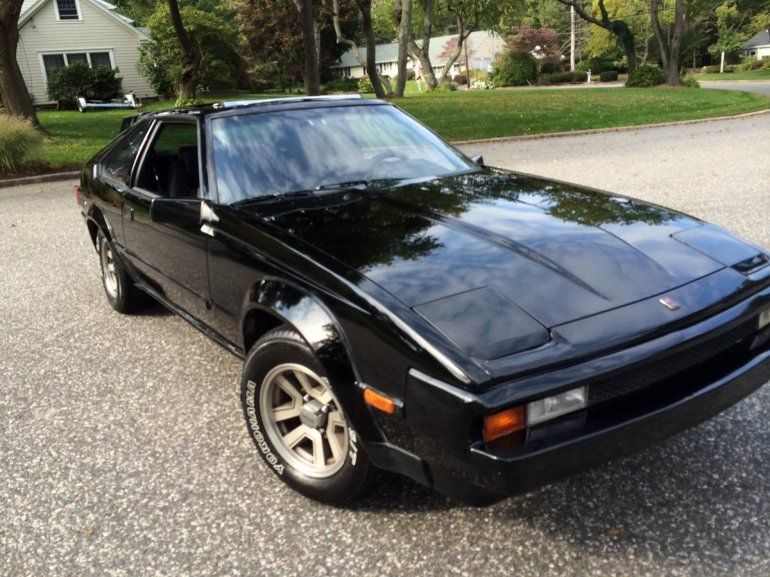 1983 Toyota Supra - 6 CYL  5 SPEED A/C, SUNROOF | Old Rides | Toyota