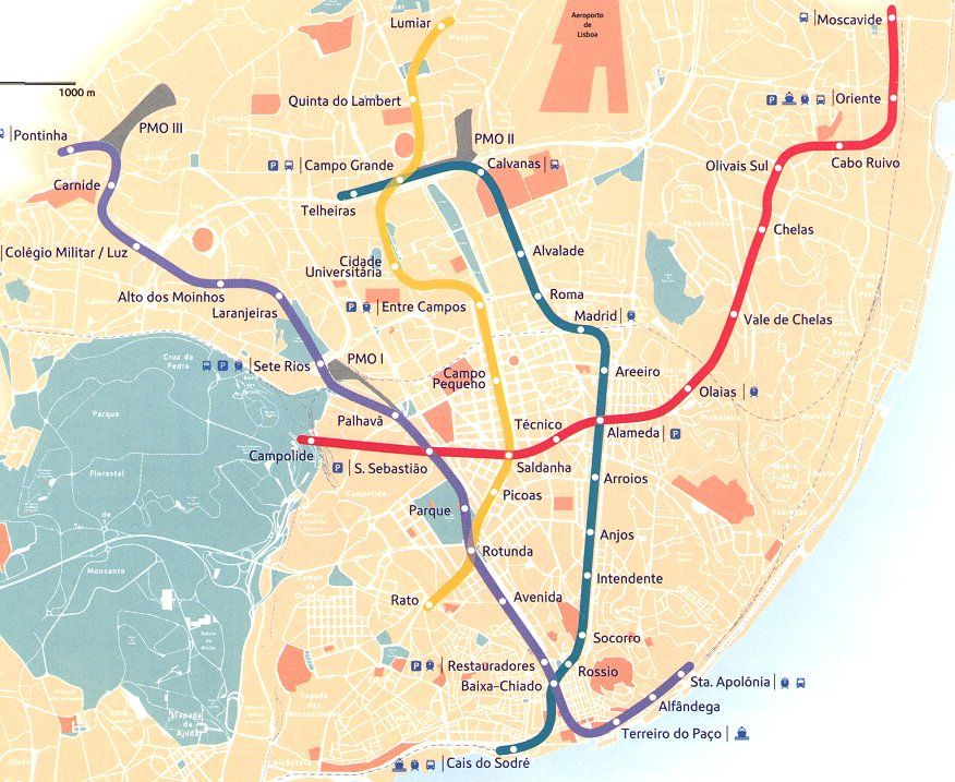 Lisboa Subway Maps Pinterest Subway map and Portugal