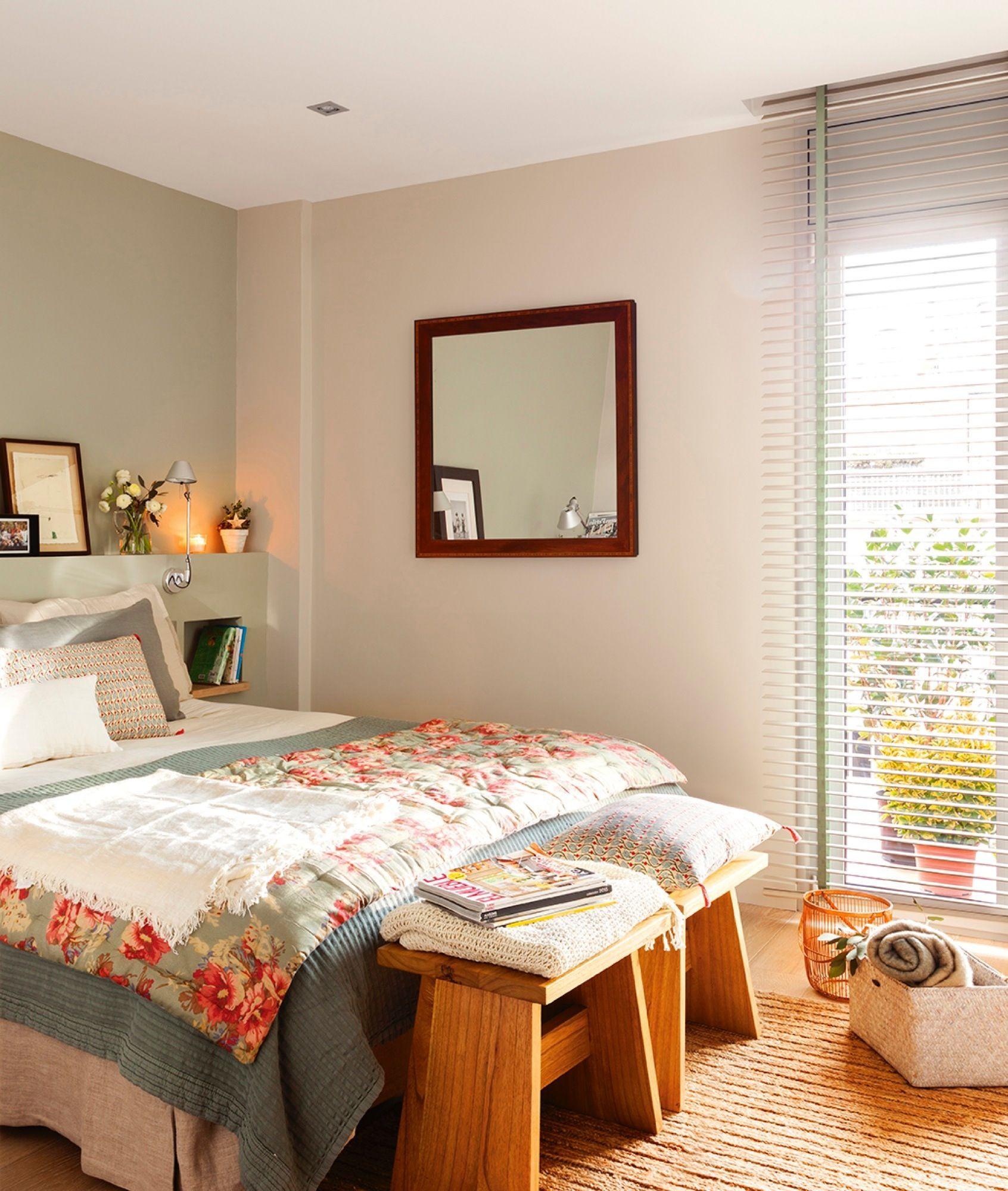 Dormitorio infantil con cama nido comunica al ba o por una - Dormitorio infantil cama nido ...