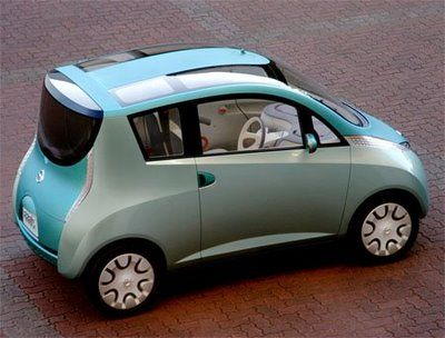 New Small Cars from Nissan ~ it\'s so ugly, it\'s cute! | Cool rides ...