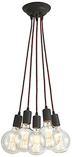 Lampex 350/5 Lámpara colgante Modern 5