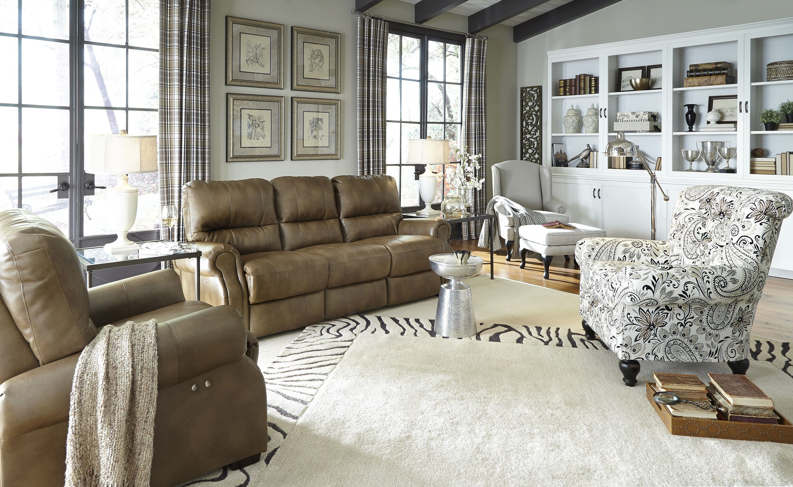 Damien Nuvo Collection Best Home Furnishings Family