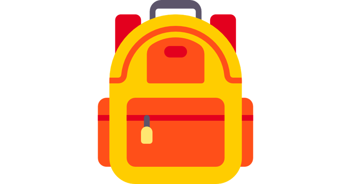 Backpack Free Vector Icons Designed By Bartama Graphic Vector Icon Design Vector Icons Icon Design