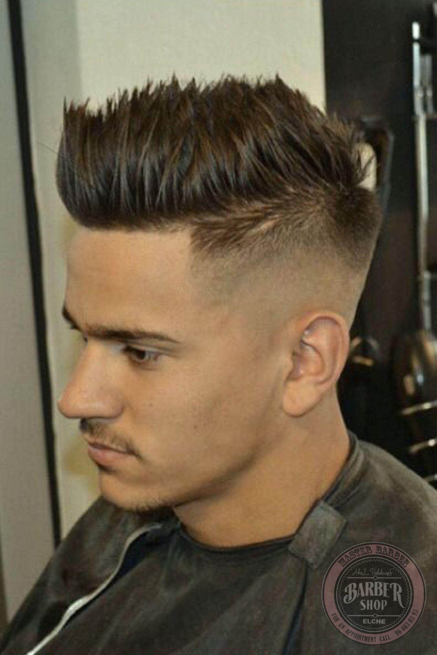 Corte de pelo barber shop