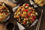 Chicken, Cashew and Vegetable Stir-fry #vegetablestirfry