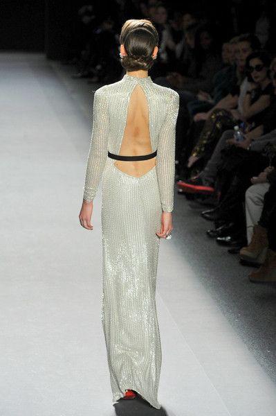 Jenny Packham at New York Fashion Week Fall 2012.