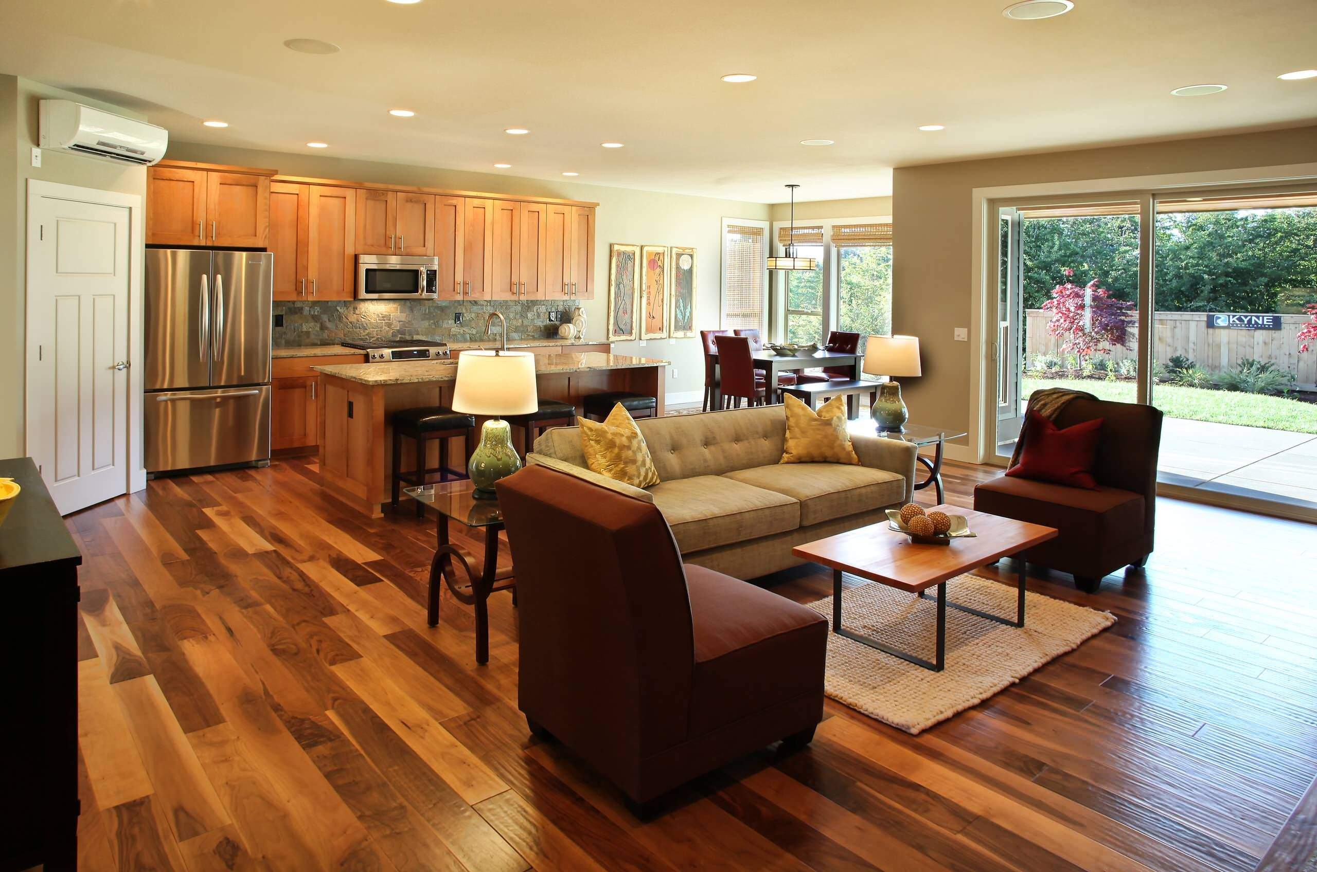 remodeled galley kitchen design ideas 2015 - Google Search