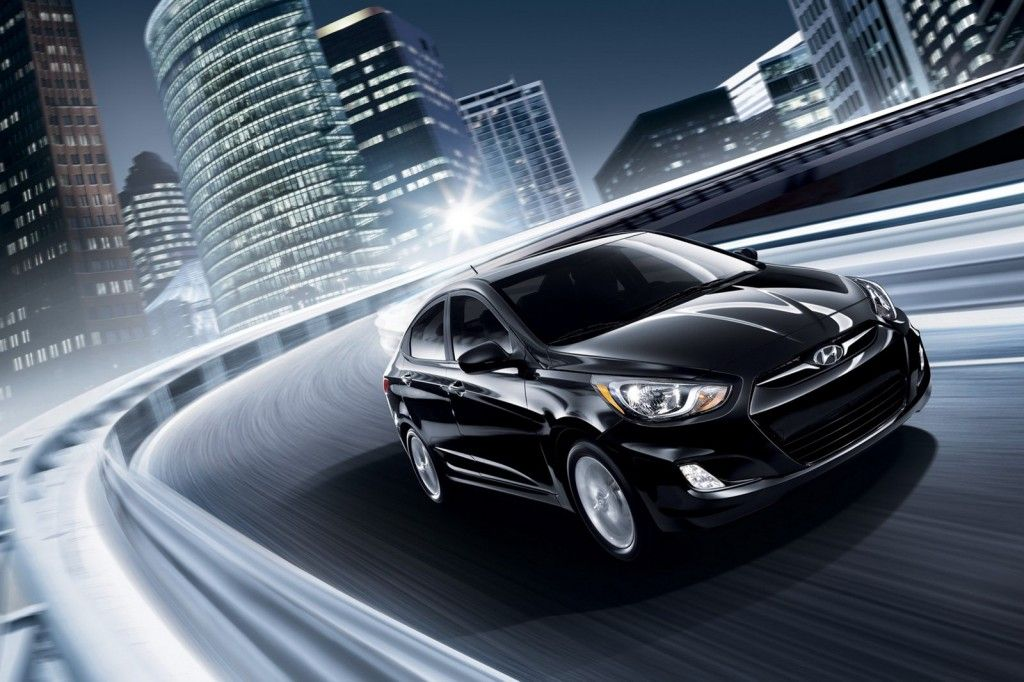 2013 Hyundai Accent lineup and features http//www