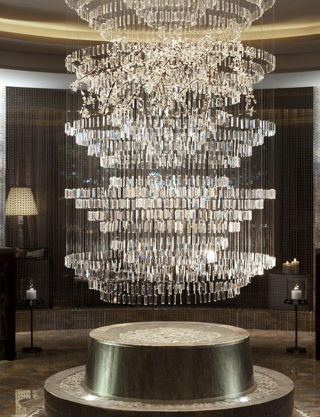 China Hotel Lighting, Custom Lighting, Chandelier