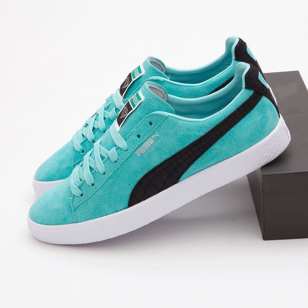 huge selection of 9de37 02ae8 PUMA & Diamond Supply have teamed up for the first time ...