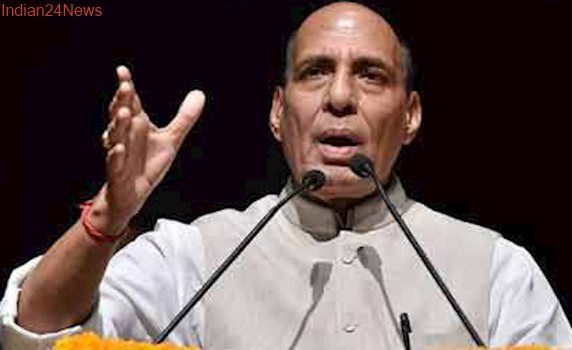 NDRF 'pride of nation' needs to devise preemptive strategy: Rajnath Singh