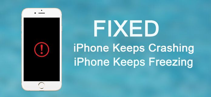 iPhone Keeps Freezing And Crashing? Fix It By Yourself