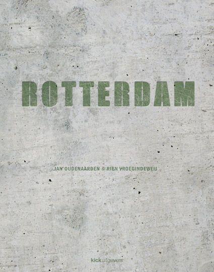 Boekpresentatie 'ROTTERDAM', van de auteurs Jan Oudenaarden en Rien Vroegindeweij