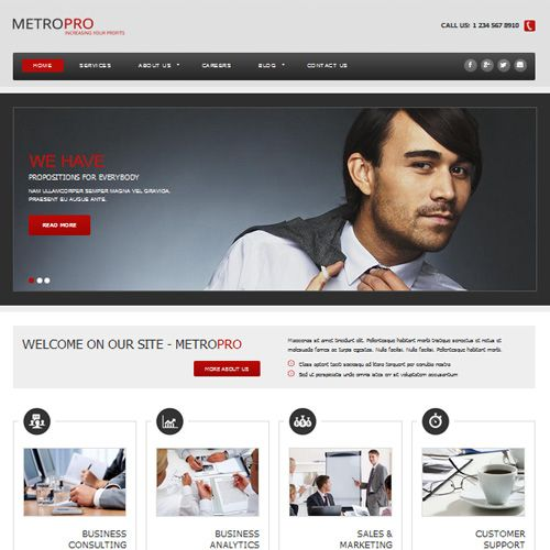 002063 is a Free Joomla Templates under GNU/GPL Free to download ...