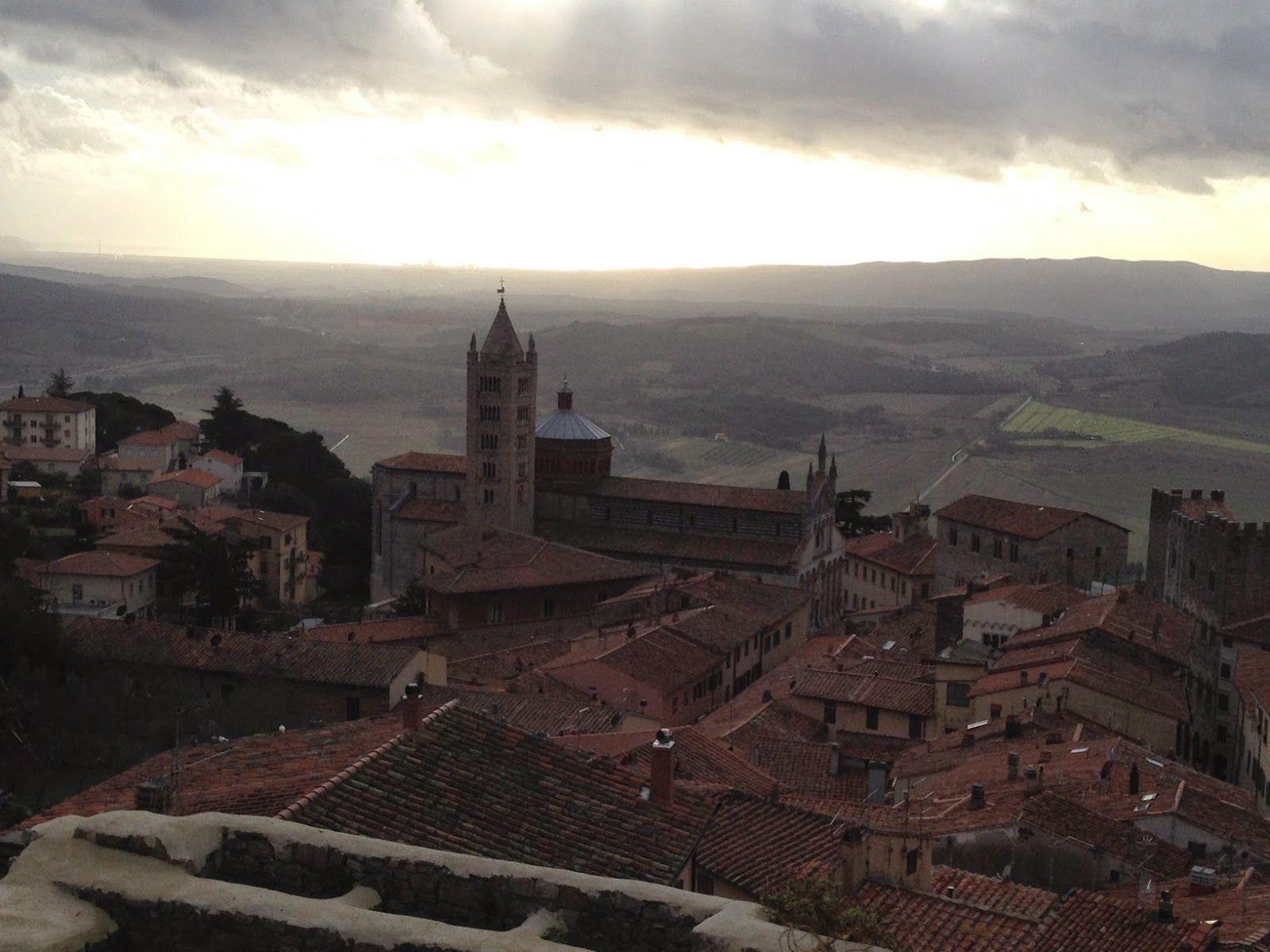 Massa Marittima - Toscana - Italy - http://viaterra.blogspot.it/