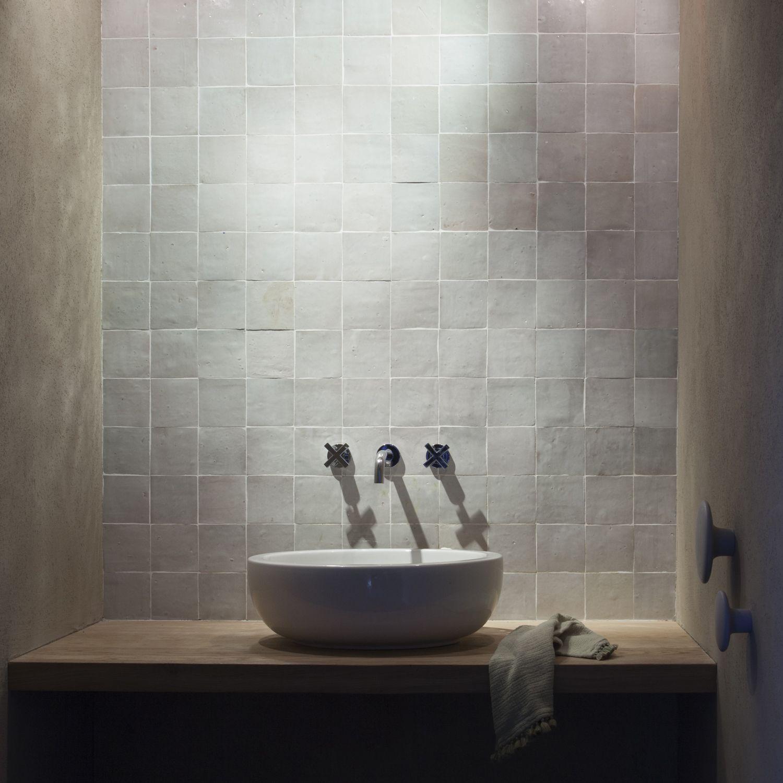 pla vasque en zellige art et sud dà co bathroom pinterest