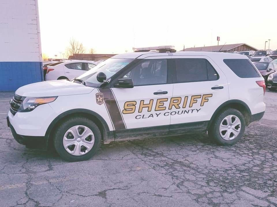 Clay County Il Sheriff Ford Interceptor Utility Police Cars Police Car Pictures Emergency Vehicles