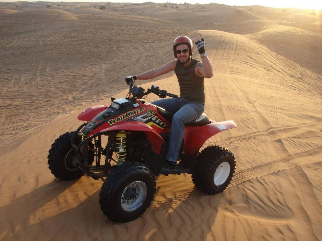 Quad Bike Safari Quad Bike Quad Bike Photo